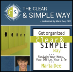 Streamlined Space, Get Organized the Clear & SIMPLE Way