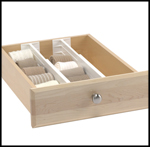 Streamlined Space, Dream Drawer Organizers